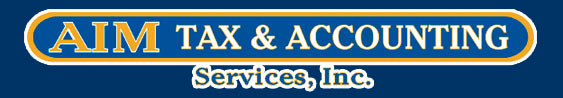 aim tax logo